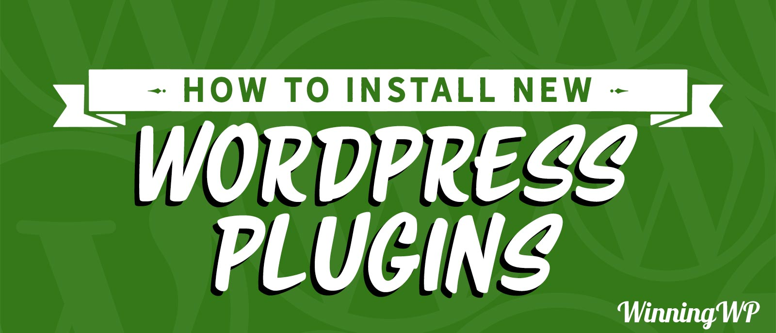 How to Install WordPress plugins (YouTube Video)