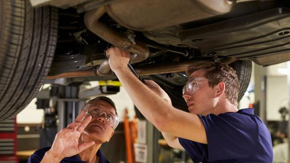 Dealership Fixed Ops Outmuscle But Don't Outhustle Competitors