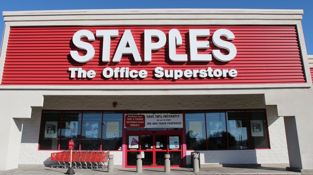 Staples Hosts Breakroom Makeover Contest for Businesses