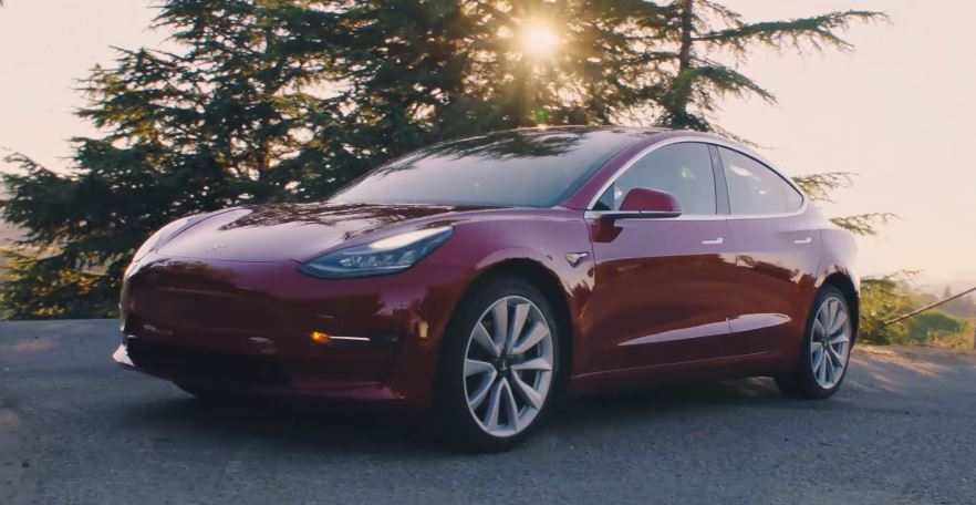 Tesla Releases Model 3, Automaker Struggles to Keep Up ...