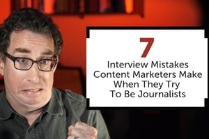 On-Camera Interviews: 7 Interviewer Mistakes to Avoid