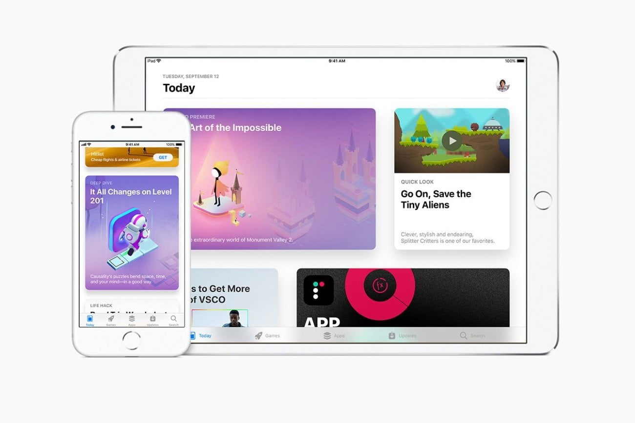 What Entrepreneurs Will Find New and Cool About the IOS 11 App Store