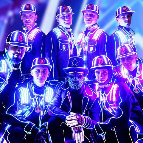 Light Balance Delivers An Amazing And Stunning Dance Routine On America's Got Talent Finale