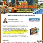 Turbo Traffic Generator - The instant traffic solution
