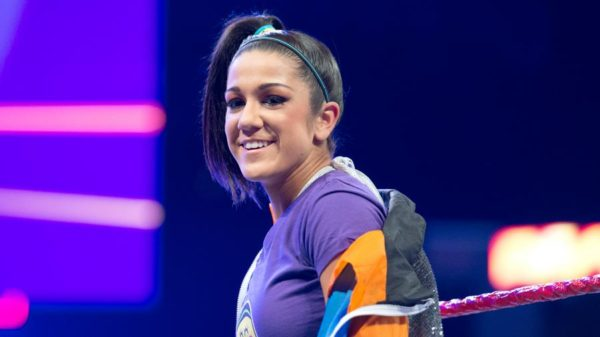 Bayley Wants A WrestleMania Fatal Four Way Match Against Sasha Banks, Becky Lynch And Charlotte