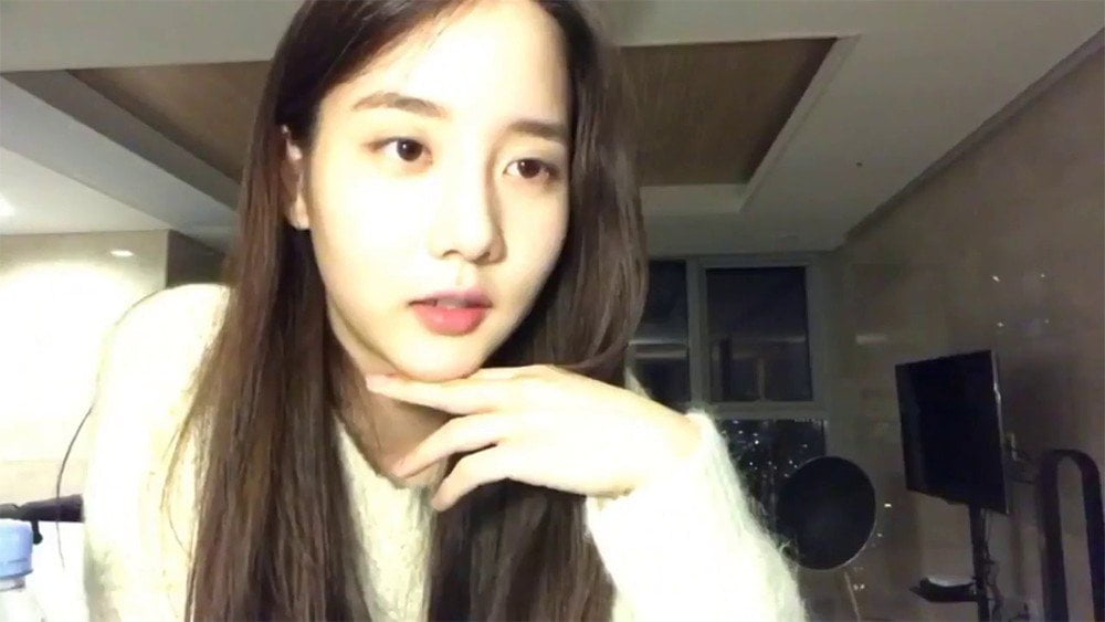 Han Seo Hee makes sexually harassing comments about T.O.P during Instagram Live
