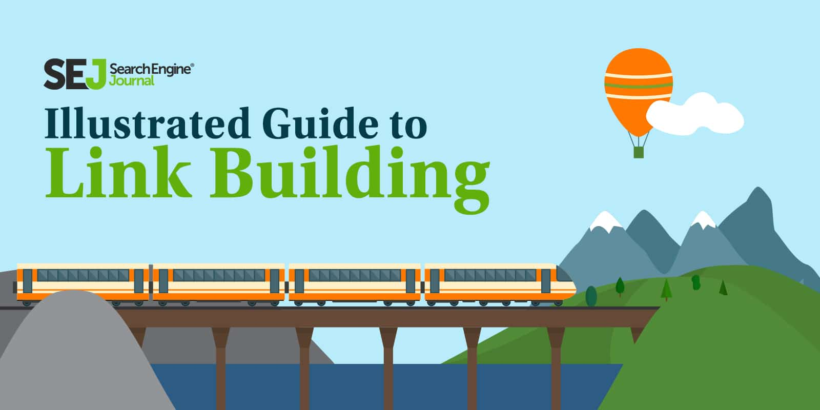Illustrated Guide to Link Building [NEW E-BOOK]