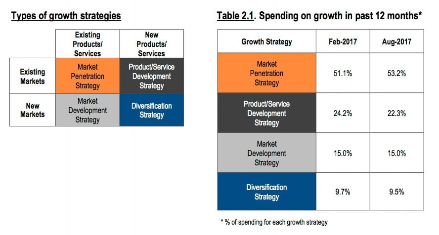 Investment in business growth strategy options   Good To SEO