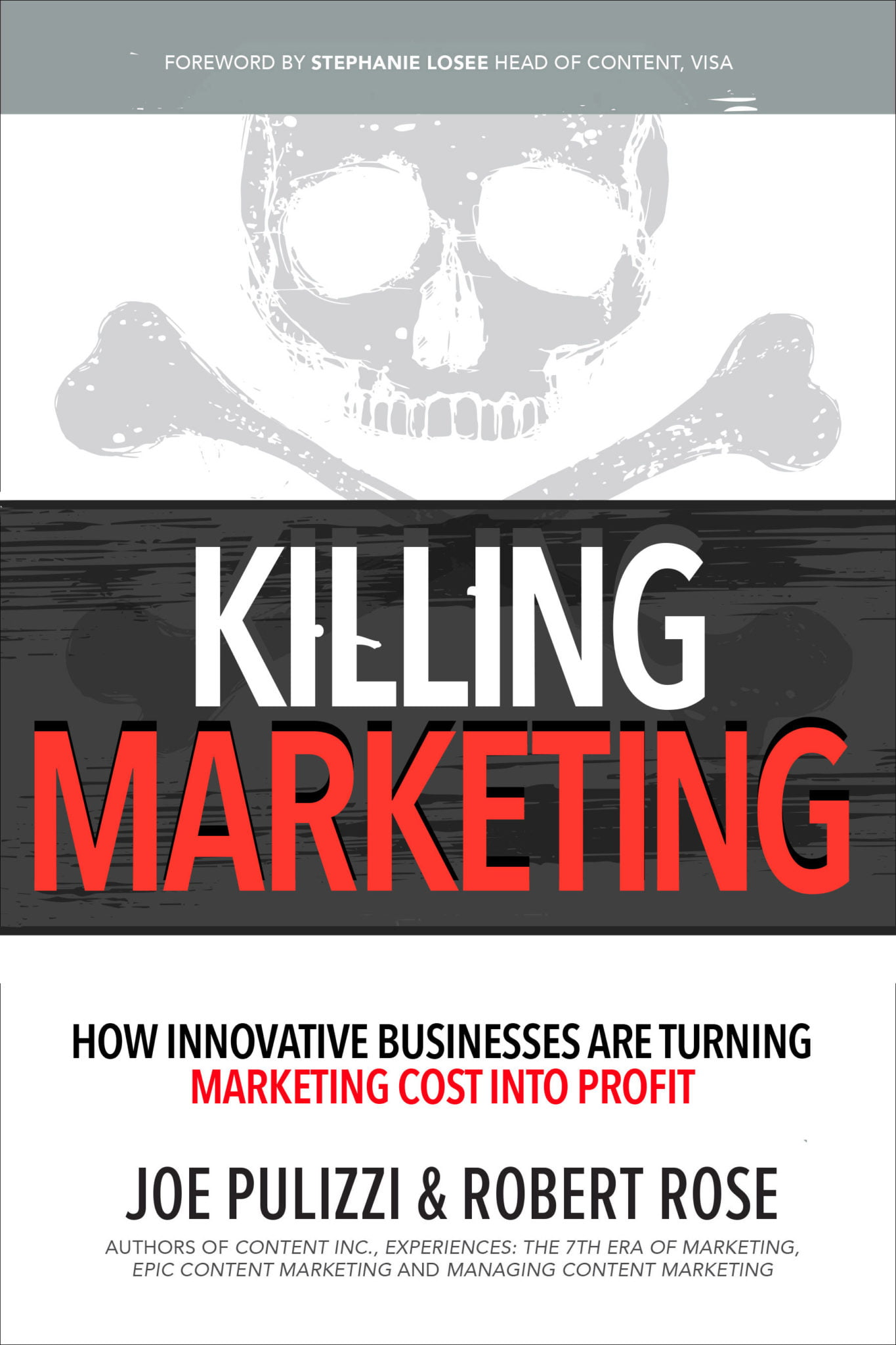 Killing Marketing – Book Interview