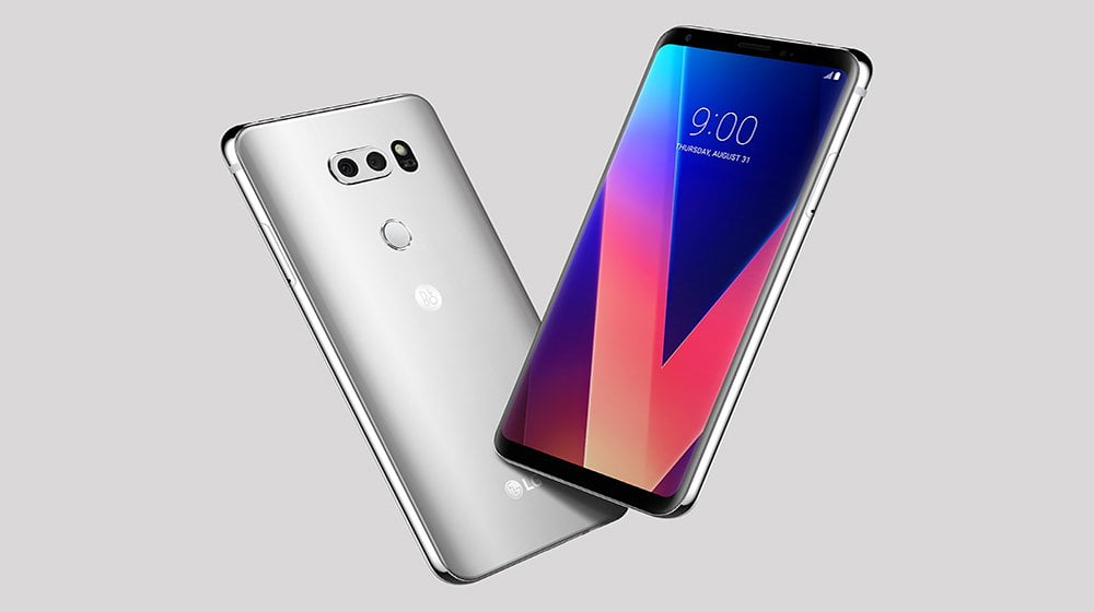 LG V30 Smartphone May be Perfect for Small Business Live Video and Conferencing