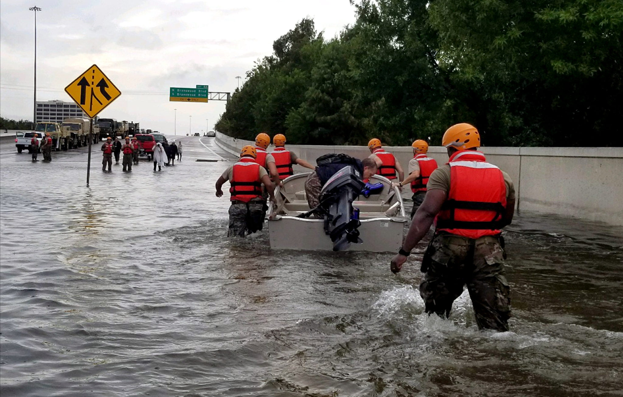How Bad Was Houston, Texas Hit With Looting Following The Events Of Hurricane Harvey?