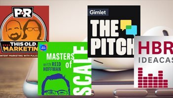 8 Marketing Podcasts You Should Subscribe to and Listen to Right Now