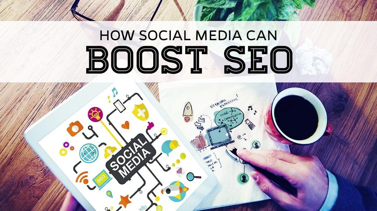 How Social Media Can Boost SEO