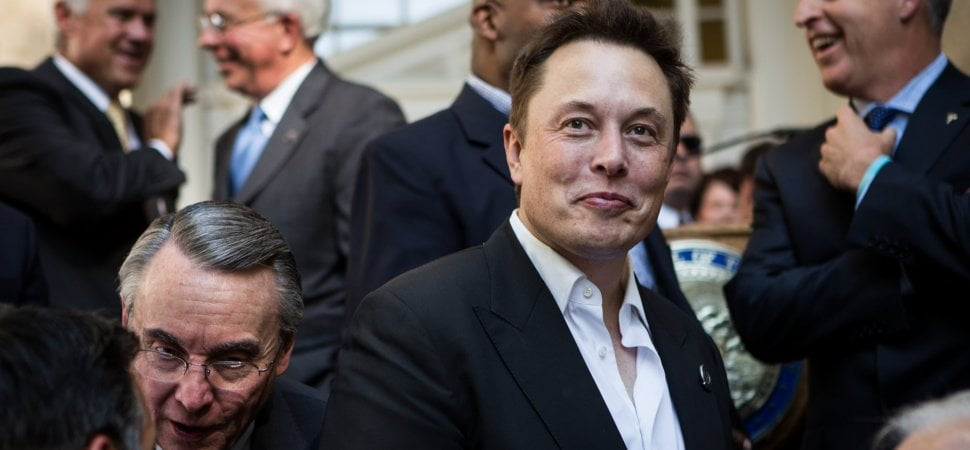 According to the SpaceX Co-Founder, This Is Why Elon Musk Is Wildly Successful