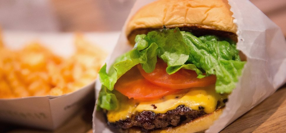 Amazon May Soon Bring You a Shake Shack Burger in Under an Hour