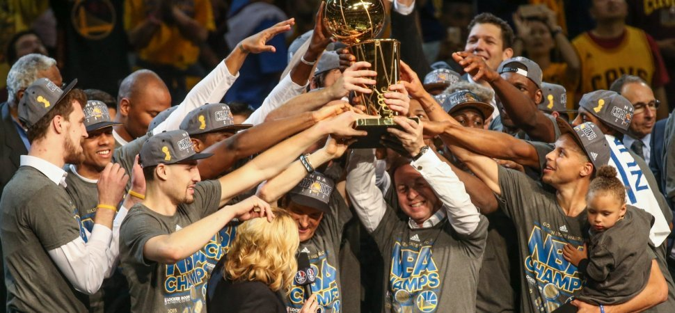 The Golden State Warriors Just Offered Donald Trump An Excellent Lesson In Modern Leadership
