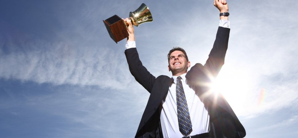 Play to Win, or You Will Lose: The 5-Minute Winning Mindset