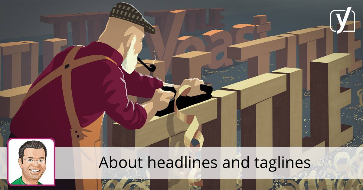 About headlines and taglines • Yoast