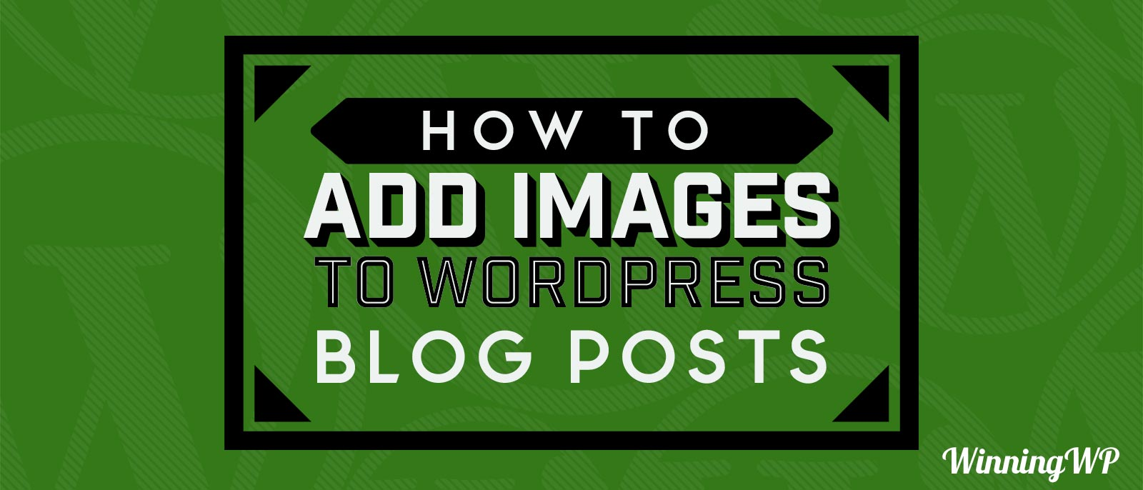 How to Add Images to WordPress Posts and Pages (YouTube Video)