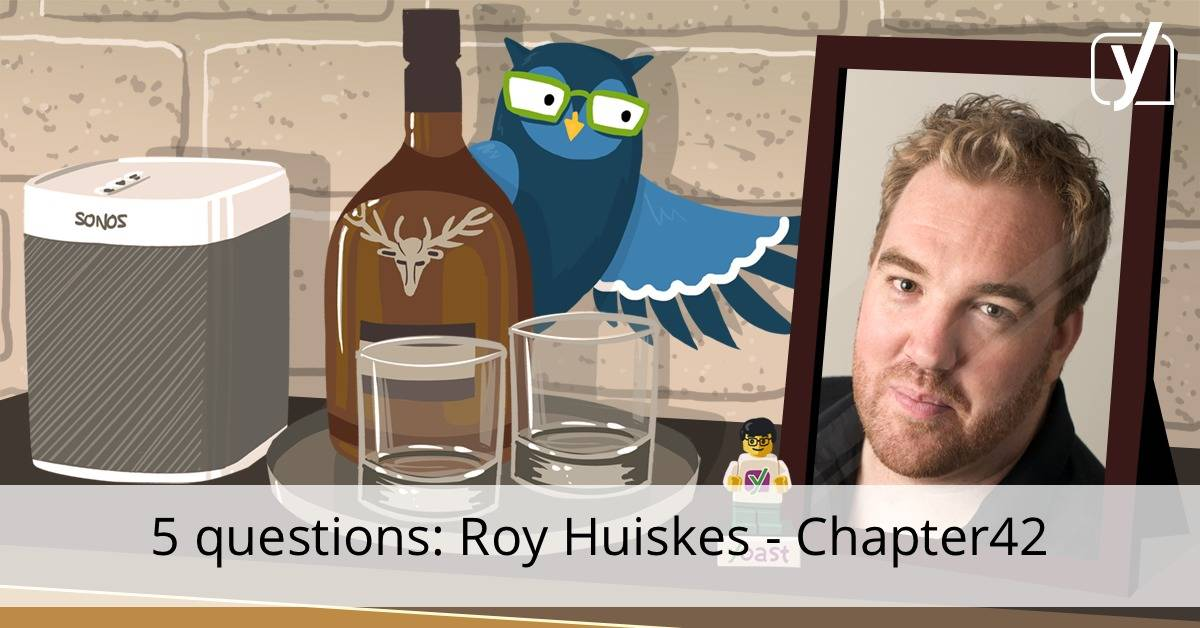 5 questions: Roy Huiskes – Chapter42 • Yoast