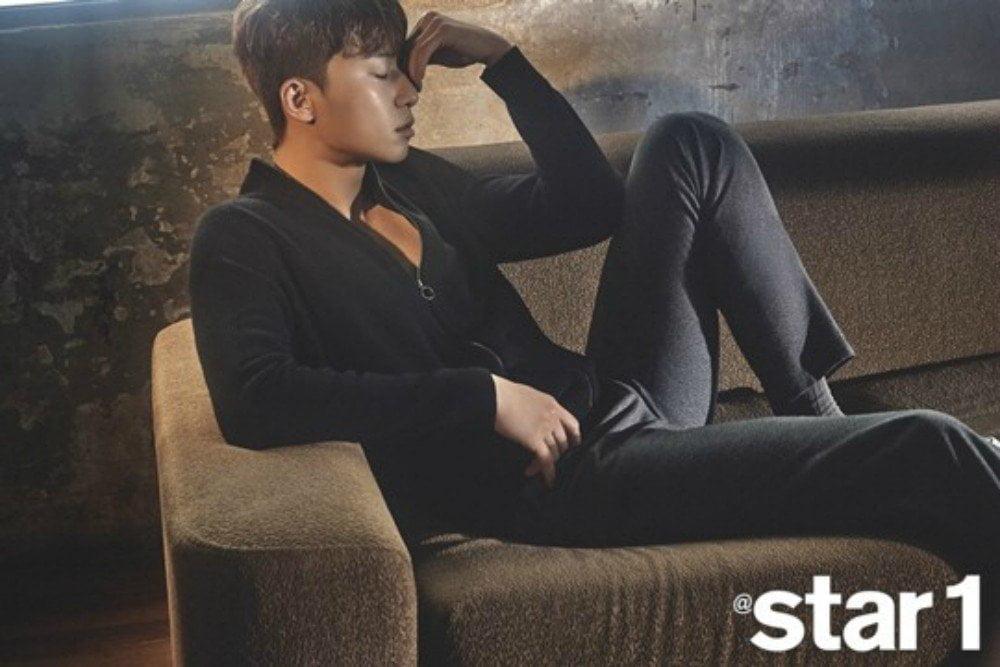 Actor Park Seo Joon talks about Kang Ha Neul's enlistment