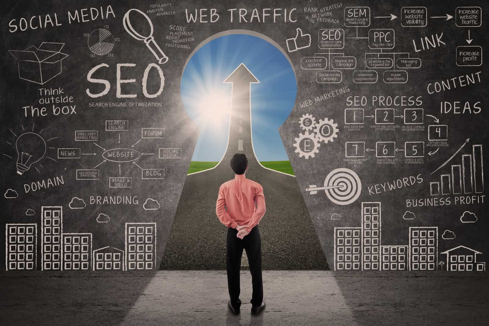 Why White Shark Media is Your Search Engine Marketing Solution