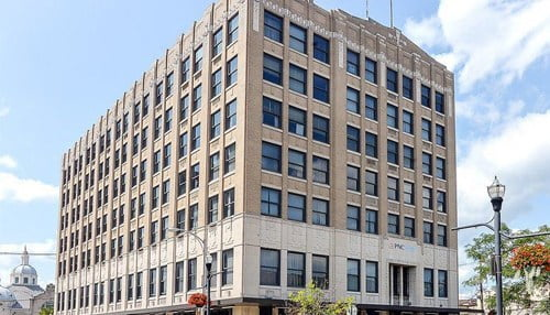 Auction of Downtown Anderson Building Delayed