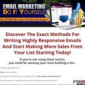 Email Marketing DIY
