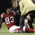 Atlanta Falcons Player With Season Ending Injury From Kneeling For National Anthem Is Fake News
