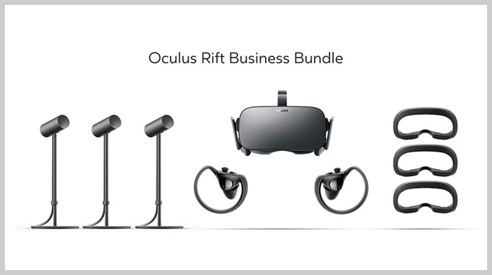 Facebook Introduces Oculus for Business Bringing VR to Your Office
