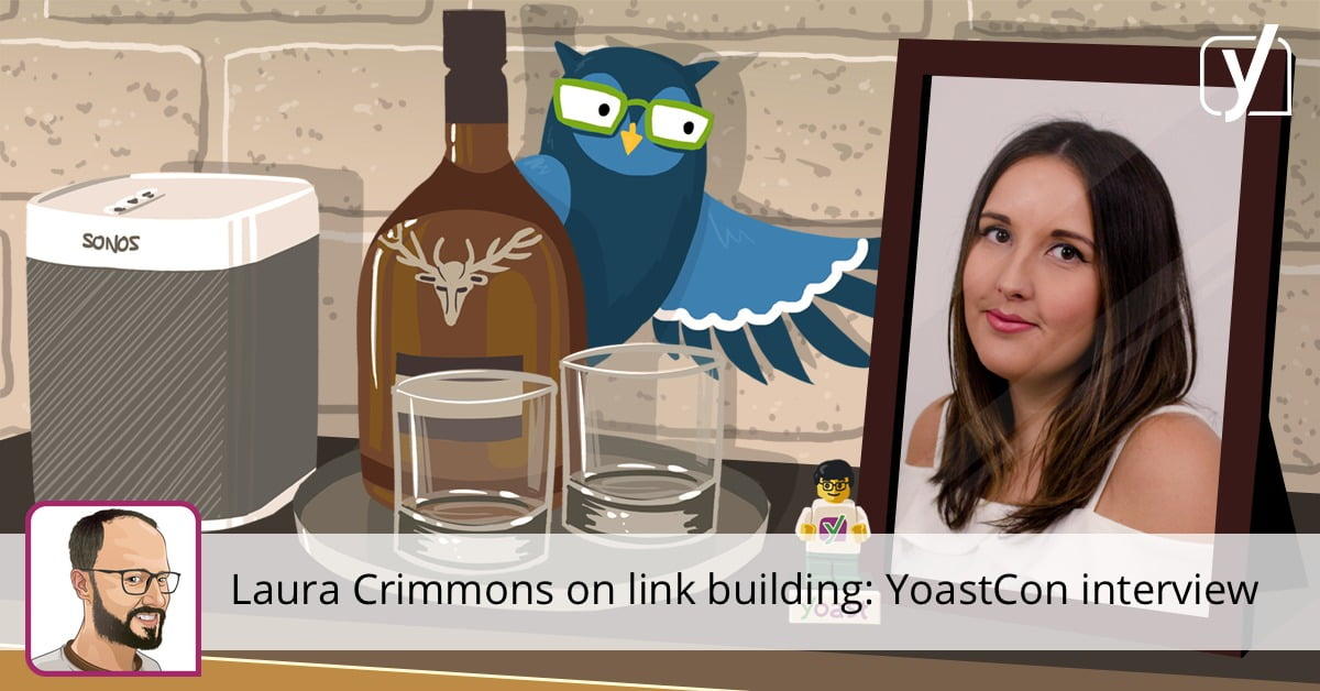 Laura Crimmons on link building • Yoast