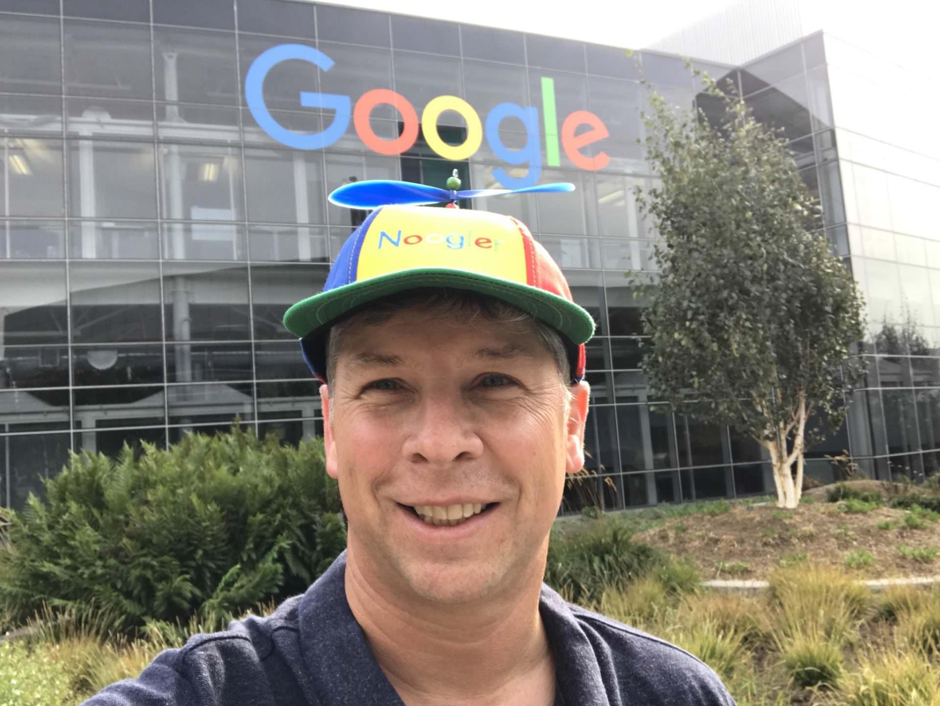 Danny Sullivan the Noogler, Google's upside down room, a Google Sukkah & more