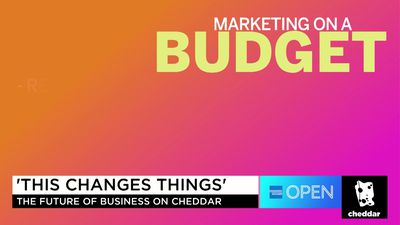 Marketing Your Company For Less Than $100 A Month on Cheddar