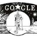 Google doodle honors Norwegian explorer and champion skier Fridtjof Nansen