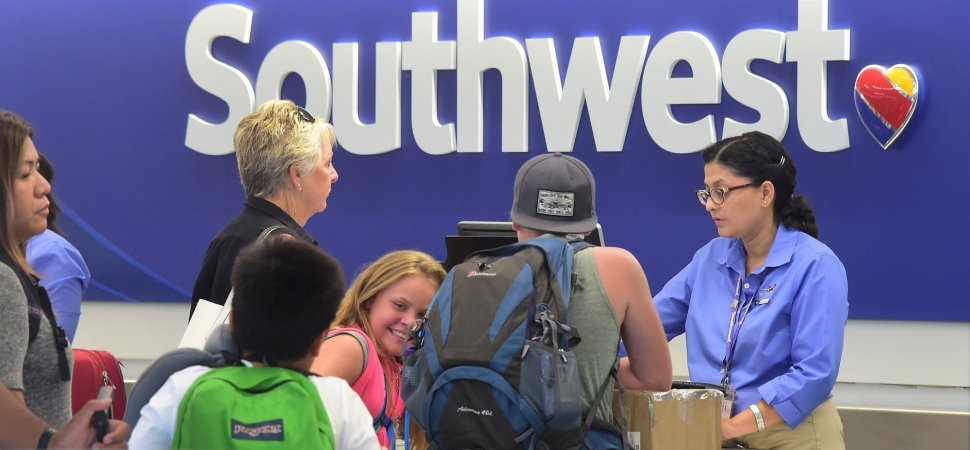A Southwest Gate Agent Demanded a Fee From Anyone Asking Questions. This Is What Happened Next