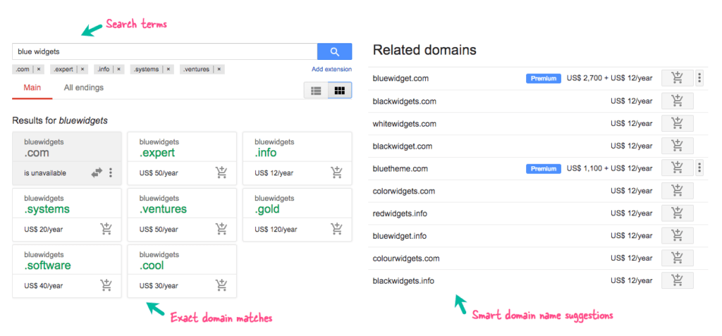 Google Domains Review - The Best Domain Name Registrar