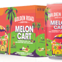 Melon Cart Offers Splash Of Watermelon For Fall Season
