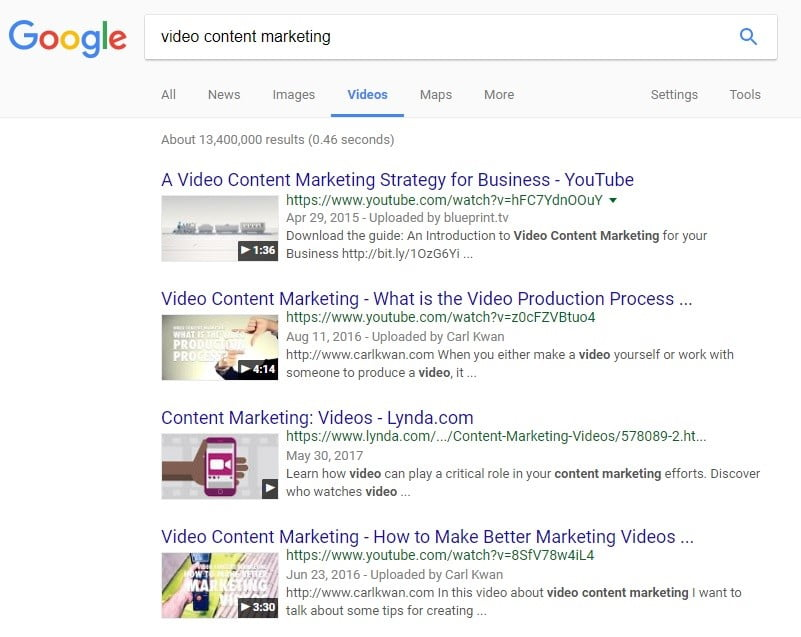 Google videos vs  YouTube: Which is the best video search