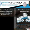 Advertise on Android