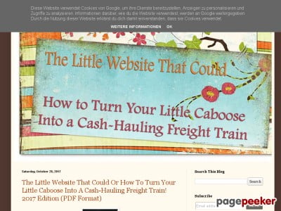 The Little Website That Could – The Ultimate E-Commerce Guide
