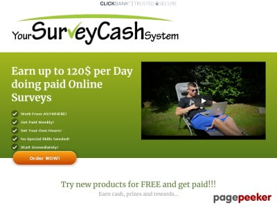 Your Survey Cash System - Your Survey Cash System