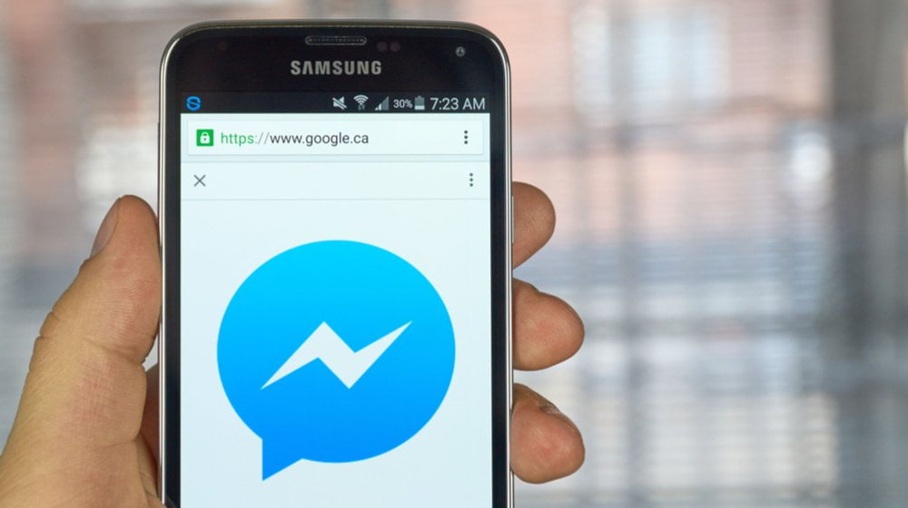 New Facebook Feature Allows Small Businesses to Integrate Messenger on Their Websites