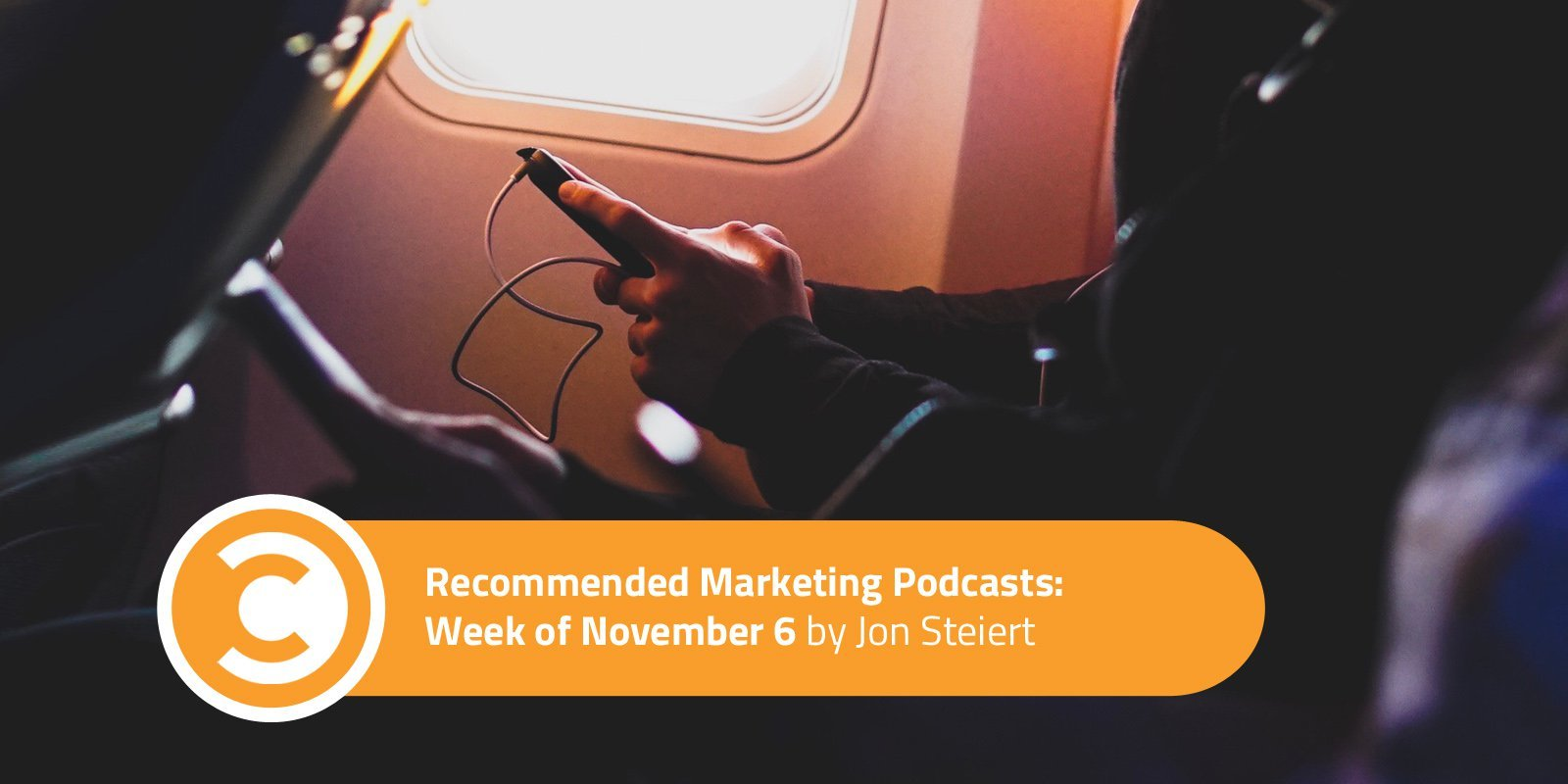 Recommended Marketing Podcasts: Week of November 6