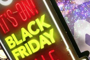 Sales Report: 2017 Thanksgiving Day, Black Friday, Cyber Monday