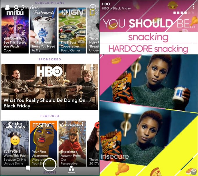 Snapchat Adds Two New Ad Options to Boost Revenue Potential