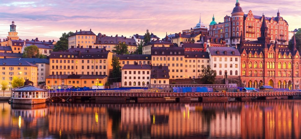 I Was Blown Away By This Stockholm Venture Capitalist