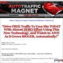 Auto Traffic Magnet – Free Targeted Web Traffic Generator