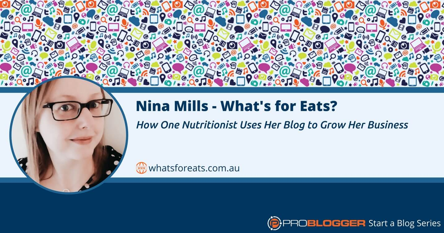 225: How One Nutritionist Uses Her Blog to Grow Her Business