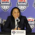 Dawn Staley looking forward to next step in Team USA selection | Sports