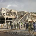 Islamic State-affiliated fighters in Somalia release first official video